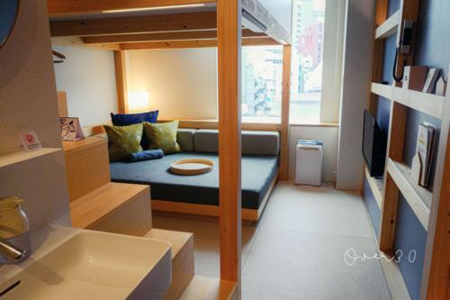 子どもが喜ぶヒミツキチのようなホテル『OMO5東京大塚』に泊まってきました